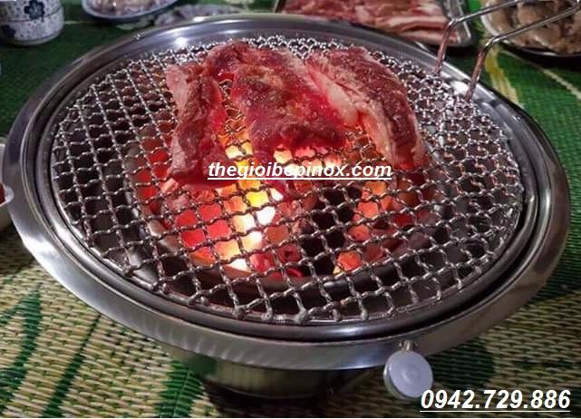 Giá bán lò nướng than hoa BBQ cho nhà hàng tại Huế