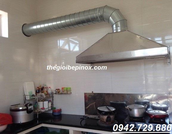 ống gió mềm hút khói bếp gia đình chất lượng và giá rẻ