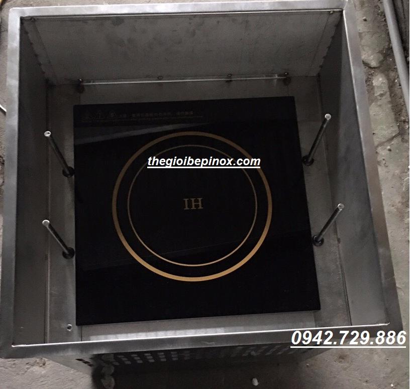 Thi công lắp đặt trọn gói hệ thống bếp lẩu thang máy kiểu Tứ Xuyên cho nhà hàng giá rẻ nhất Hà Nội