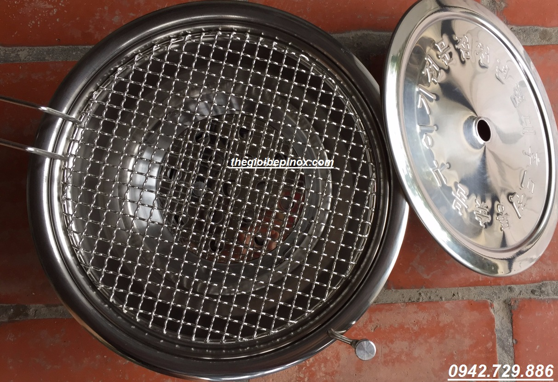 Nơi bán lò nướng than hoa âm bàn giá rẻ nhất tp Hồ Chí Minh