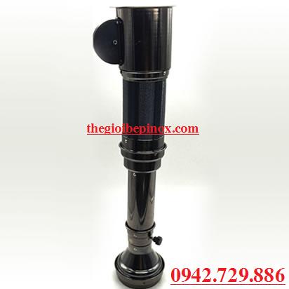 Giá bán ống hút khói mềm màu đen tại hà nội
