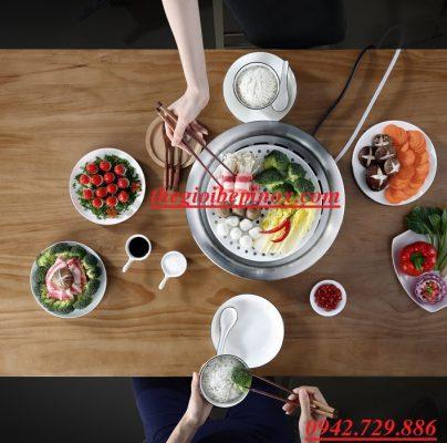 Địa chỉ bán bếp lẩu hơi công nghệ cao 2019 giá rẻ tại hà nội
