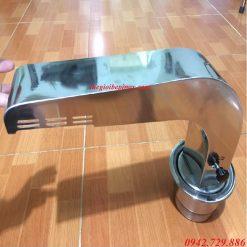 Ống hút khói tại bàn bếp nướng Hàn Quốc giá rẻ