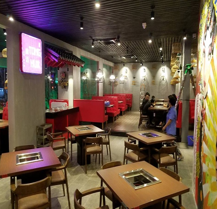 Chi phí mở nhà hàng lẩu hết bao nhiêu?