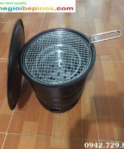 Bếp nướng than âm bàn hàng Việt Nam chất lượng cao