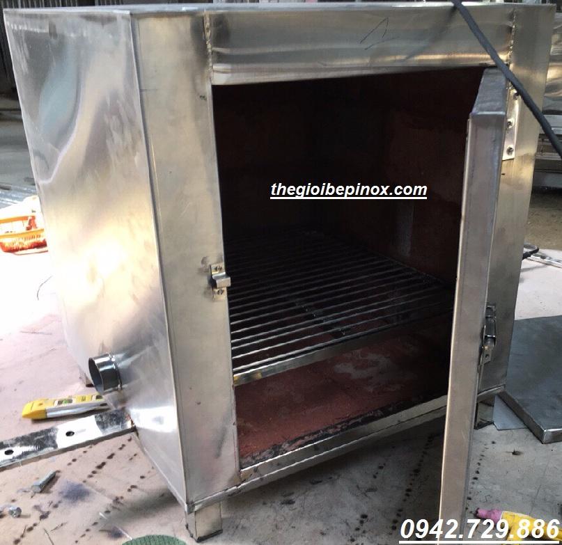 Lò ủ than ( inox) nhà hàng nướng giá rẻ tại Hà Nội