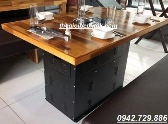 Giá bán bàn ghế lẩu nướng nhà hàng tại Hà Nội