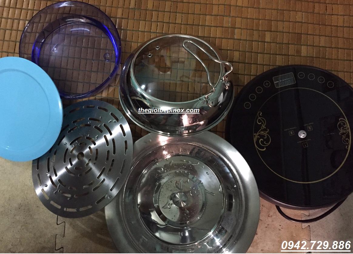 bếp lẩu hơi cho gia đình chính hãng giá rẻ nhất tại Bắc Giang