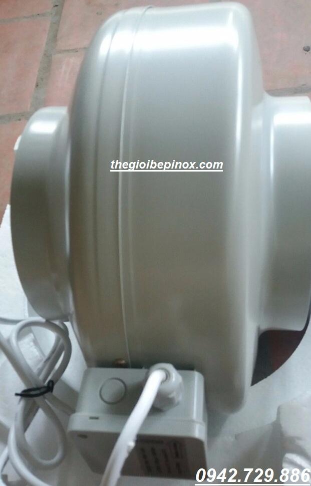 Giá quạt hút mùi nối ống tại Cần thơ