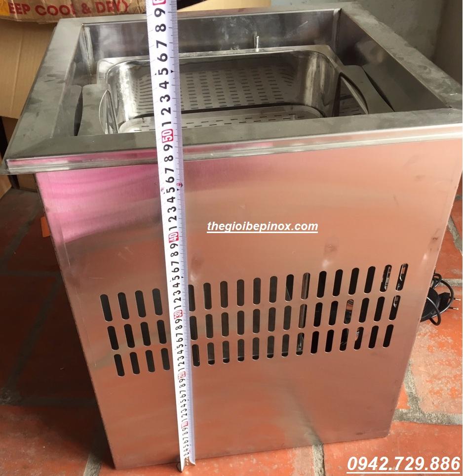 Thông số kỹ thuật bếp lẩu tự nâng Trung Hoa I Xưởng xản xuất trực tiếp bếp lẩu thang máy tại Hà Nội