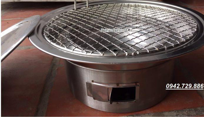 Bếp nướng than tại bàn bình dân hàng Việt Nam giá tốt nhất - LH 0942.729.886