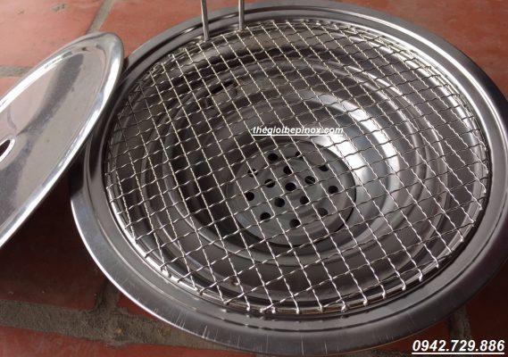 Bếp nướng than hoa ngoài trời giá rẻ tại Bắc Ninh