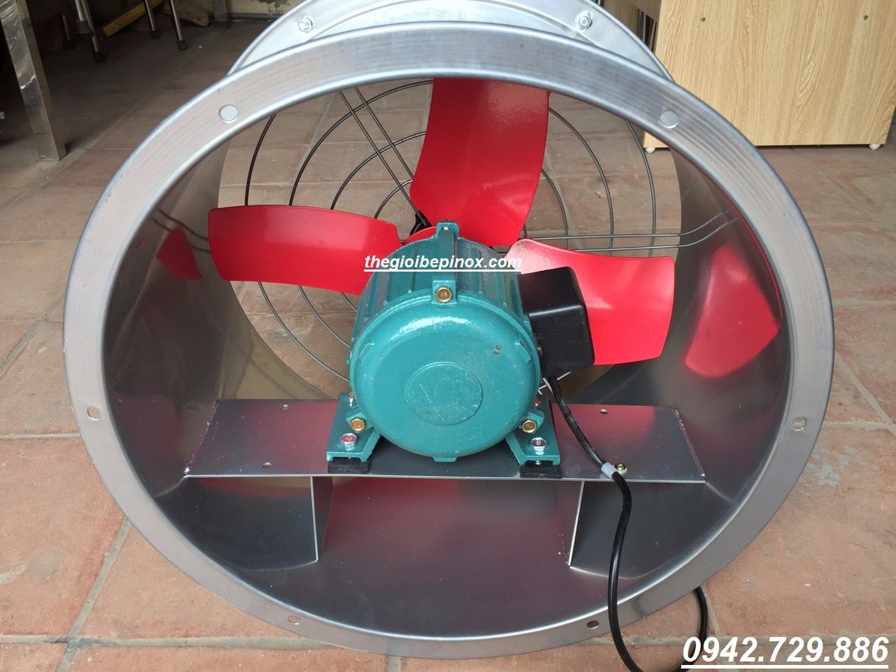 Quạt thông gió tròn có đường kính từ D300 - D600