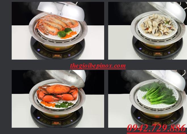 bếp lẩu hơi gia đình chính hãng cao cấp giá rẻ tại TP HCM