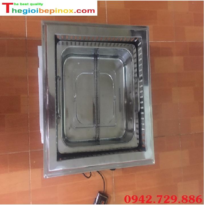 Giá bán bộ thiết bị bếp lẩu 2 ngăn - 3 ngăn - 4 ngăn cho nhà hàng