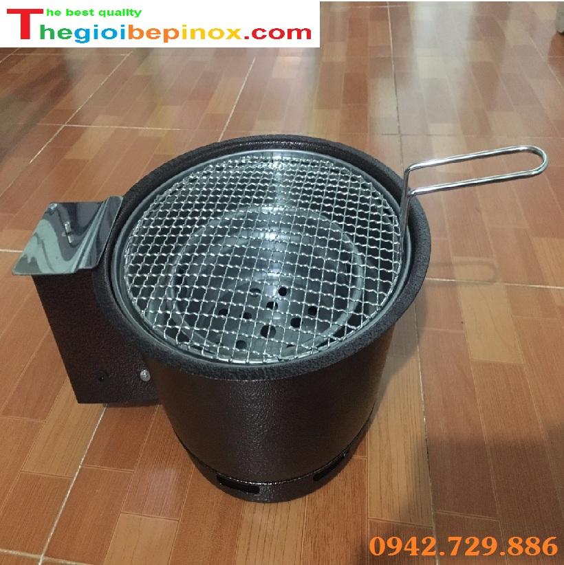 Bếp nướng than tại bàn có quạt gió hàng Việt Nam giá rẻ