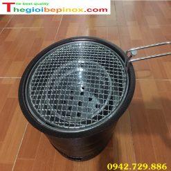 Bếp nướng than nhà hàng mẫu mới 2019 của Việt Nam