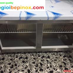 Giá bán tủ bàn mát 2 cánh tại Hà Nội