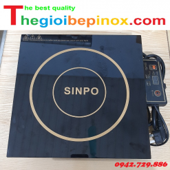 Bếp từ lẩu vuông công suất 3000w Sinpo