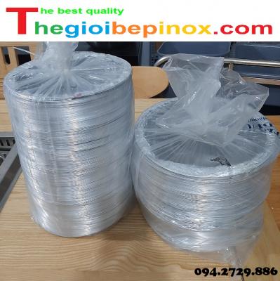 Ống gió bạc mềm phi 200 - 250 - 300 - 350 mm