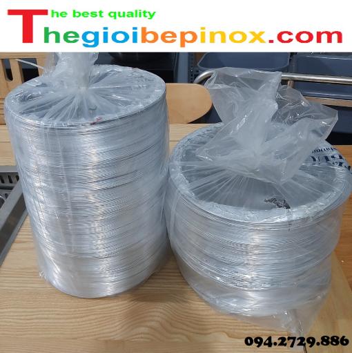 Ống gió bạc mềm phi 150 - 200 - 250 - 300 - 350 mm