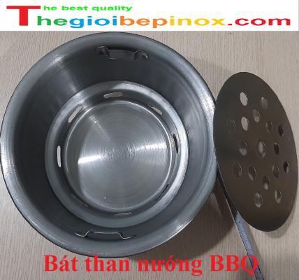 Bát than nướng BBQ bếp nướng tại bàn giá rẻ ở Hà Nội