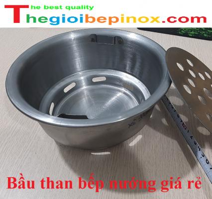 Bầu than bếp nướng giá rẻ nhất tại Hà Nội - HCM