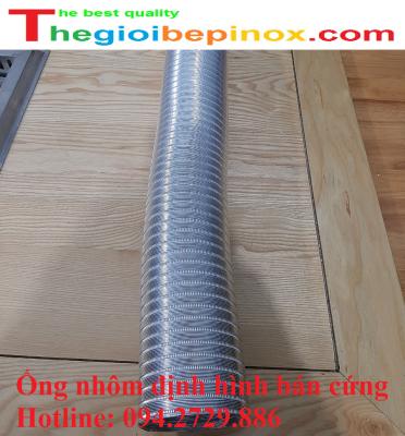 Ống nhôm định hình bán cứng chịu nhiệt độ cao giá tốt