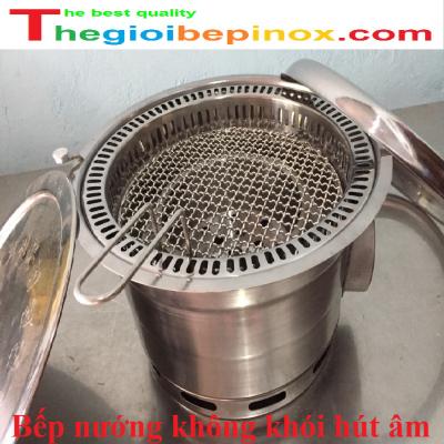 Bếp nướng than hoa không khói hút âm giá rẻ ở Hồ Chí Minh