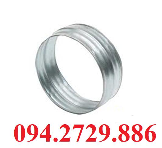 Măng xông nối ống nhôm nhún bán cứng định hình 125