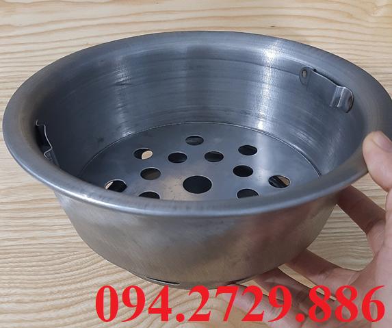 Bầu đựng than hoa bếp nướng sản xuất tại Việt Nam giá rẻ nhất Bắc Ninh
