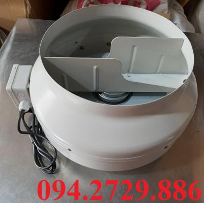 Cung cấp bán buôn bán lẻ quạt thông gió cấp khí tươi hút mùi nối ống D315 giá tốt nhất Hà Nội, bảo hành 1 năm