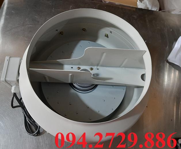 Đầu thổi của quạt thông gió hút mùi nối ống D315 giá rẻ ở TP Hồ Chí Minh. Ship hàng Toàn Quốc