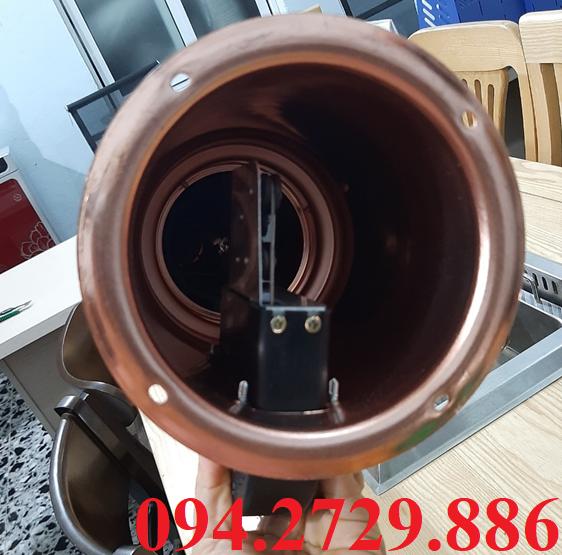 Ống ( chụp) hút khói mùi cứng tại bàn màu đồng chất lượng cao giá tốt nhất Đà Lạt - Lâm Đồng