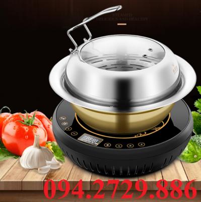 Cung cấp bếp ( nồi) lẩu hơi gia đình công nghệ chíp phun hơi của ĐỨc giá tốt nhất TP Hồ Chí Minh